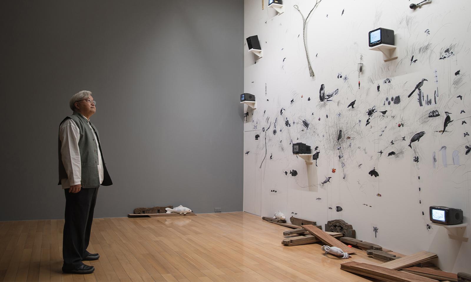藝術家沒那麼偉大,專訪盧明德:人生這場大遷徙,只是發現